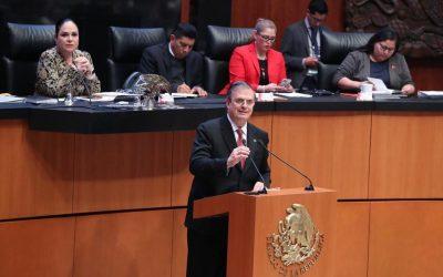 Felicitaciones al Lic. Marcelo Ebrard Casaubon, como promotor de las inversiones para Mexico.